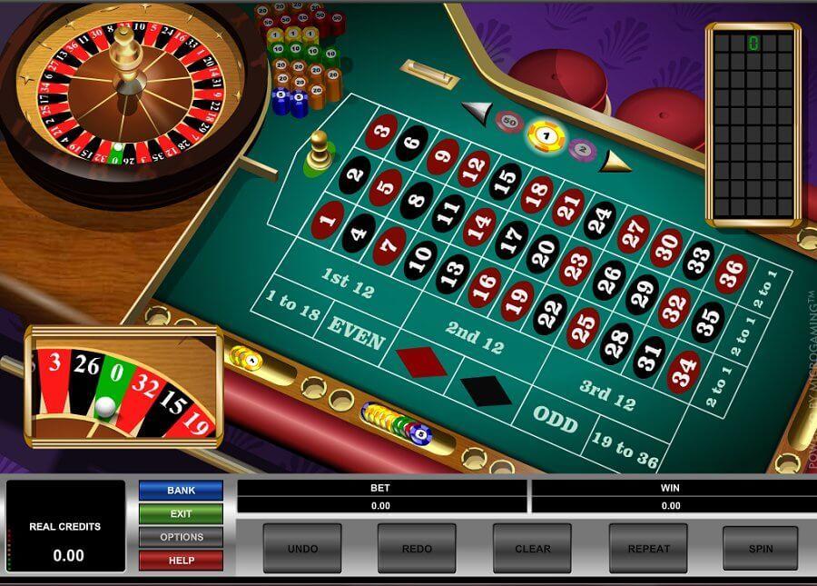 Roulette Serien - 940688