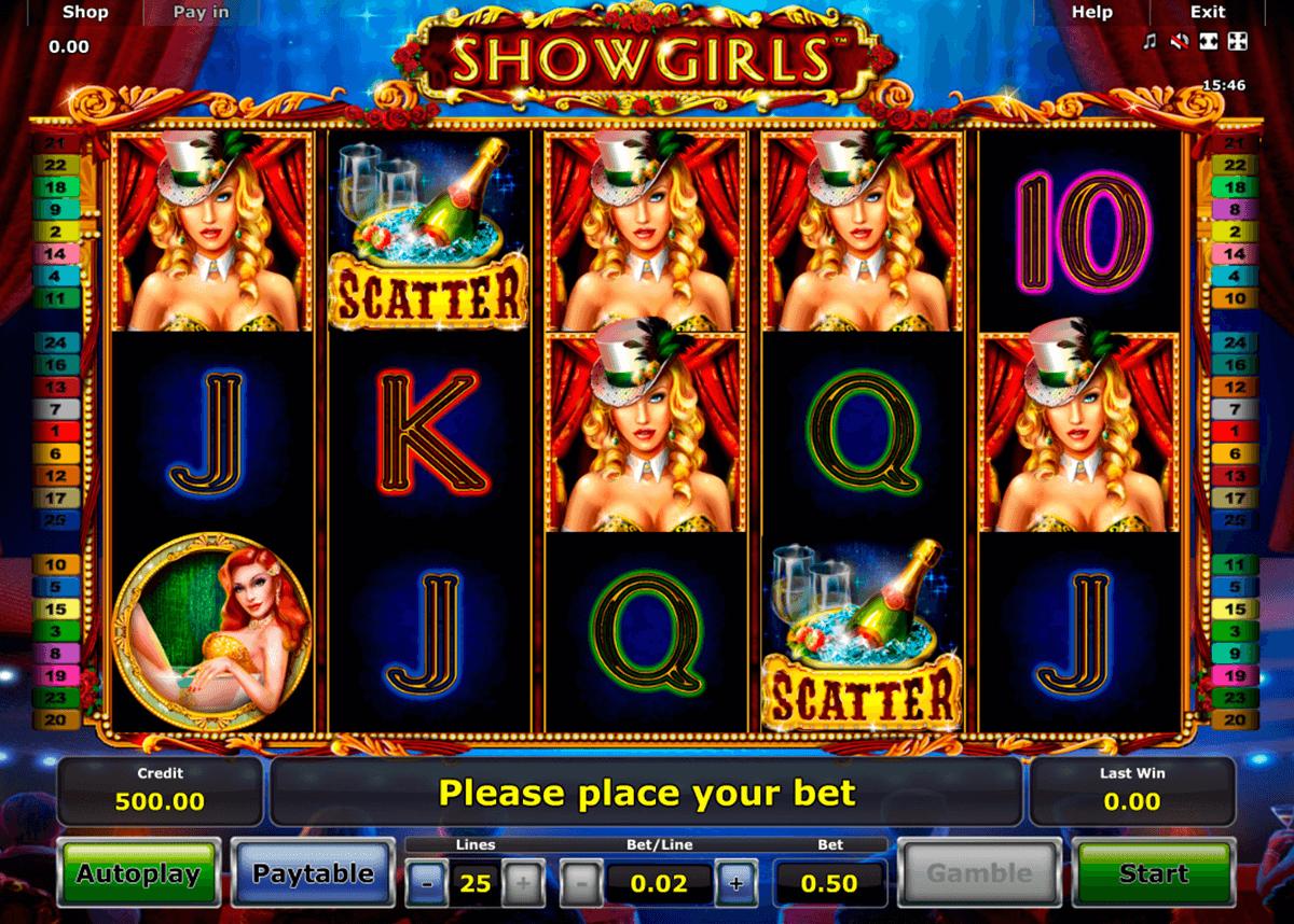 Slot Machine Bonus - 829396