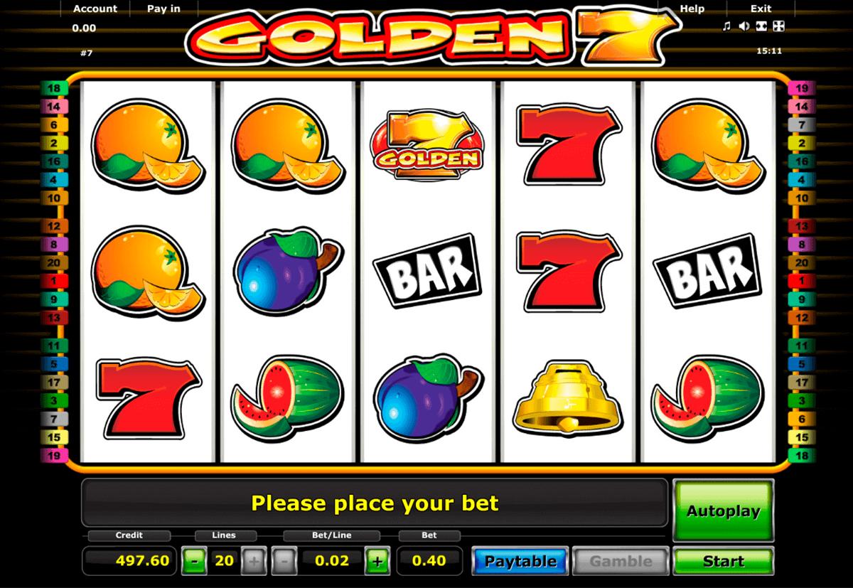 Spielautomaten Bonus - 517017