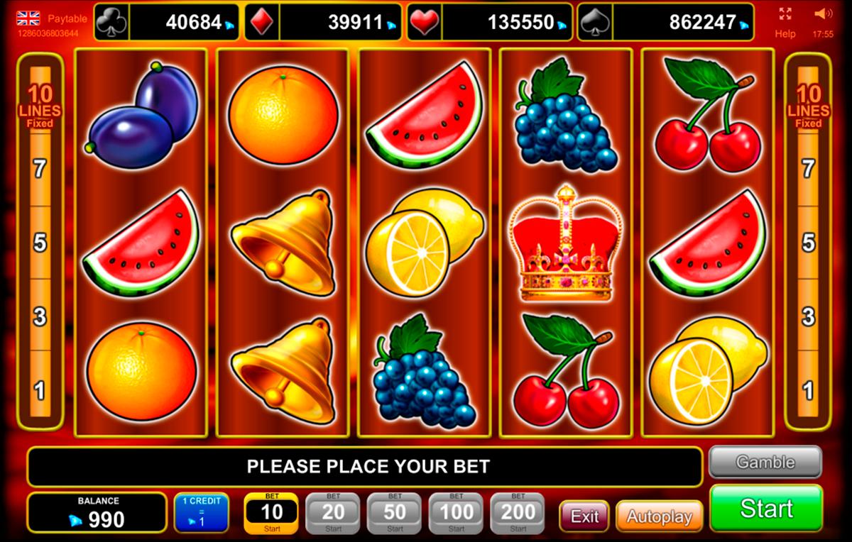 Spielautomat Gewinnchancen - 352619