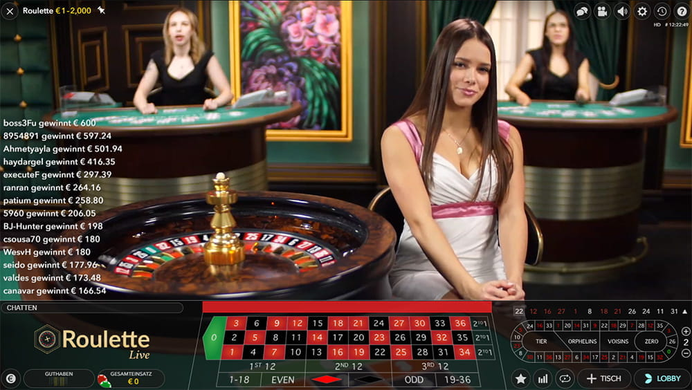 Live Casino - 195862