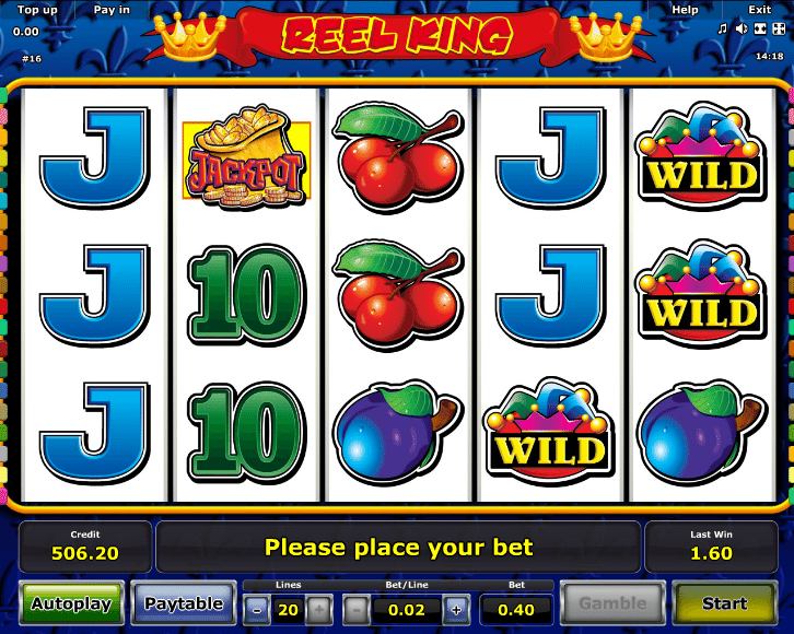 Echtgeld Spiel automaten - 162463
