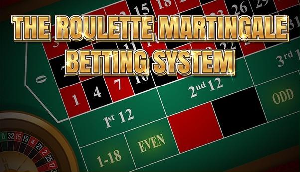 Martingale Strategie - 800748