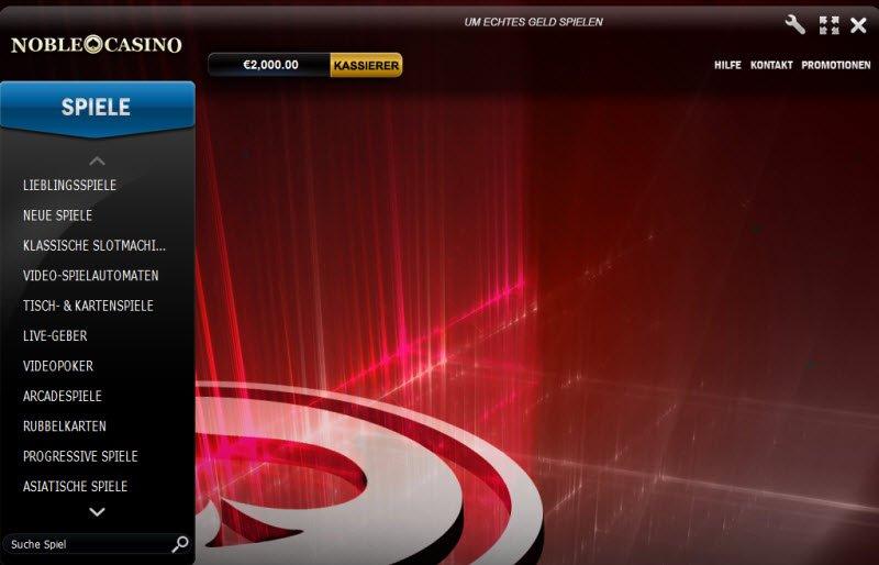Rauchverbot in Casino - 86441