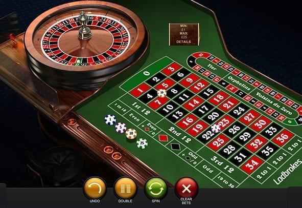 Roulette Schnelles Spiel - 896278