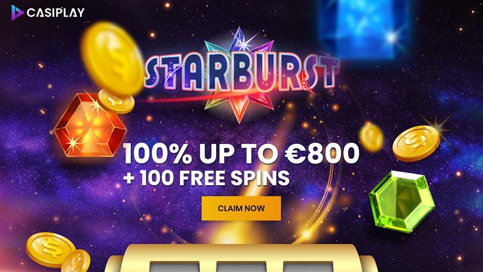 Willkommens Bonus Casiplay - 694936