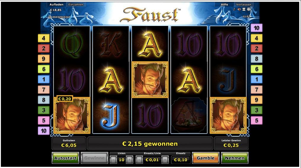 Slot Machine Freispielen