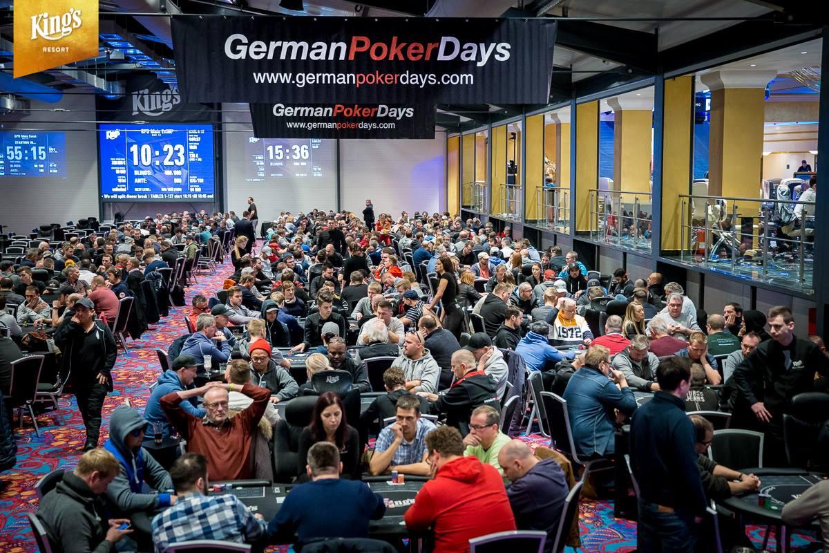 German Poker Meisterschaft - 54722