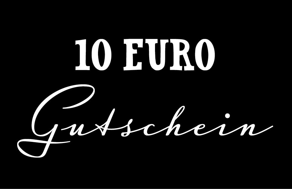 10 euro Gutschein - 958865