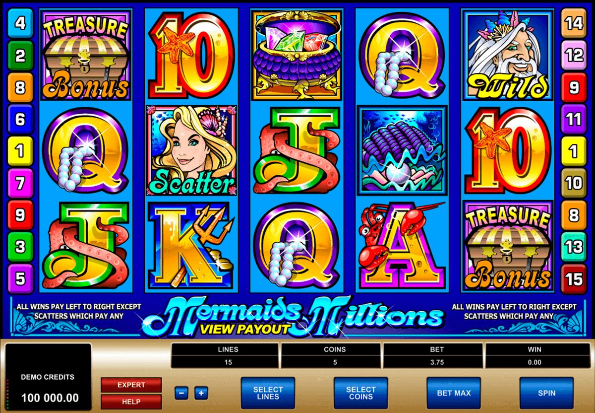 Poker Anmeldung Mermaids - 788676