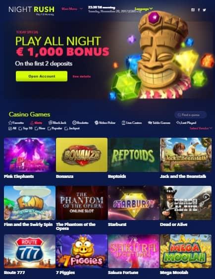 Unbekannte online Casinos - 975691