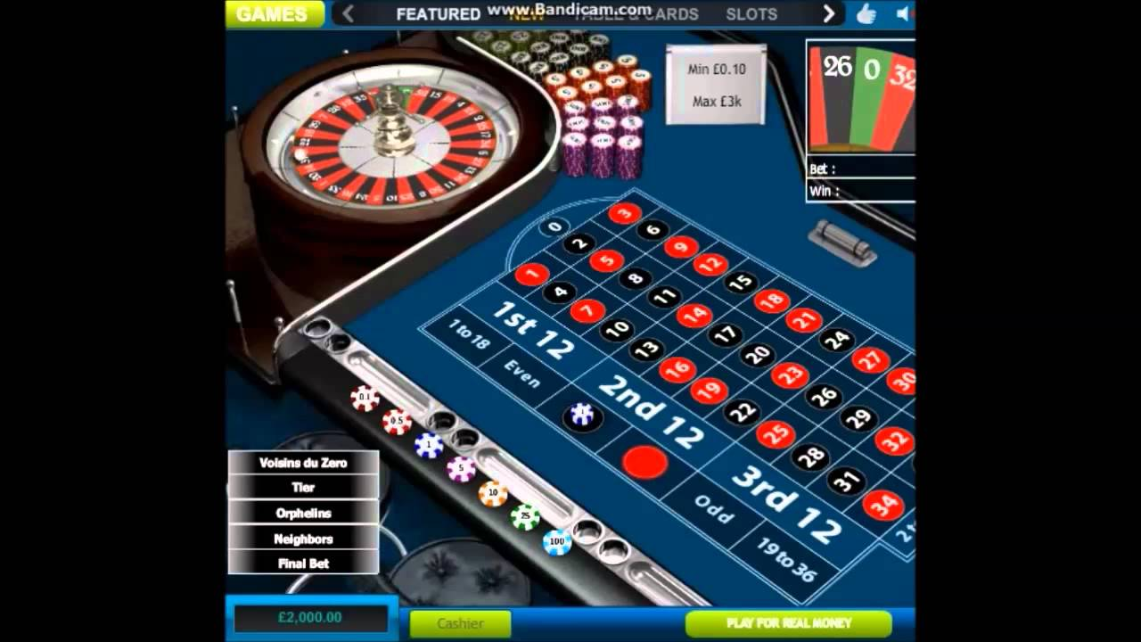 Beste Roulette Strategie - 264929