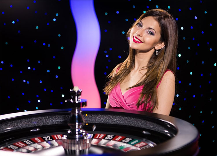 Live Roulette in - 823862