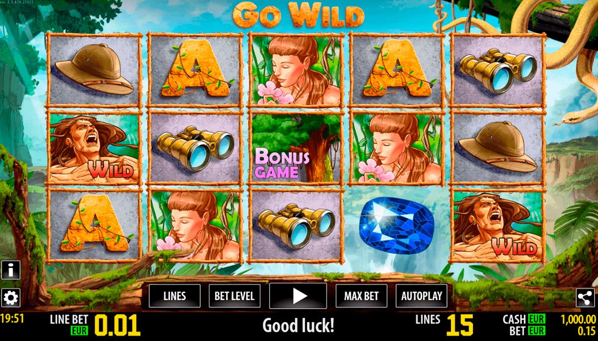 Go Wild Casino Auszahlung