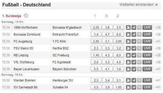 Besten Bundesliga - 994981