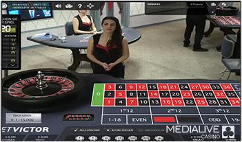 Europäisches Roulette - 61908