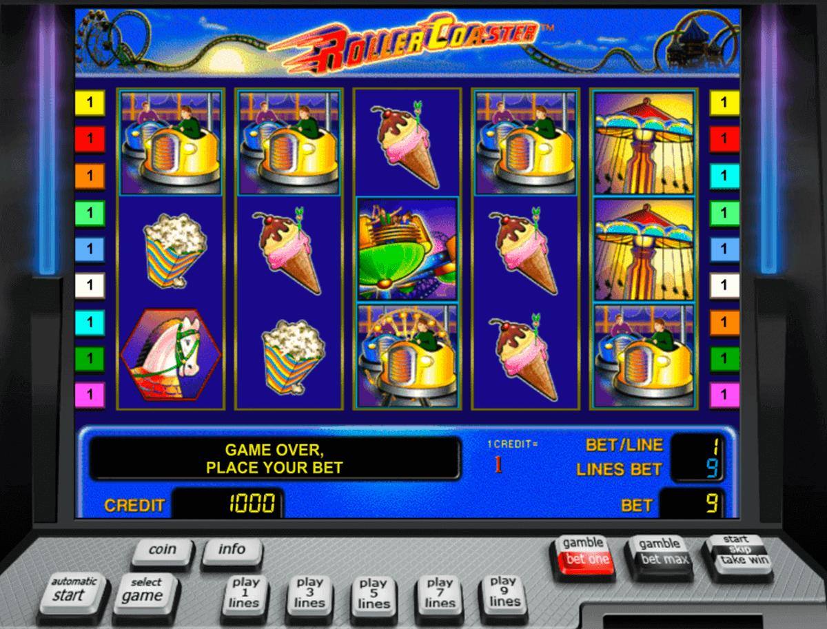 Klassische Spielautomaten - 136047