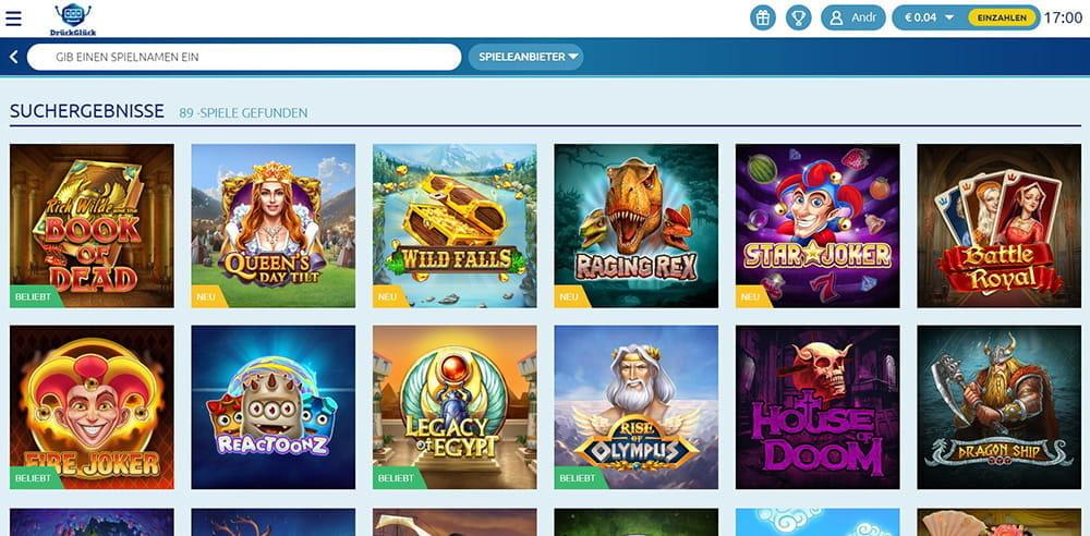 Echtgeld Casino - 507107