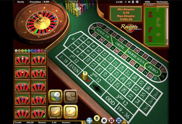 Roulette Schnelles Spiel - 420547