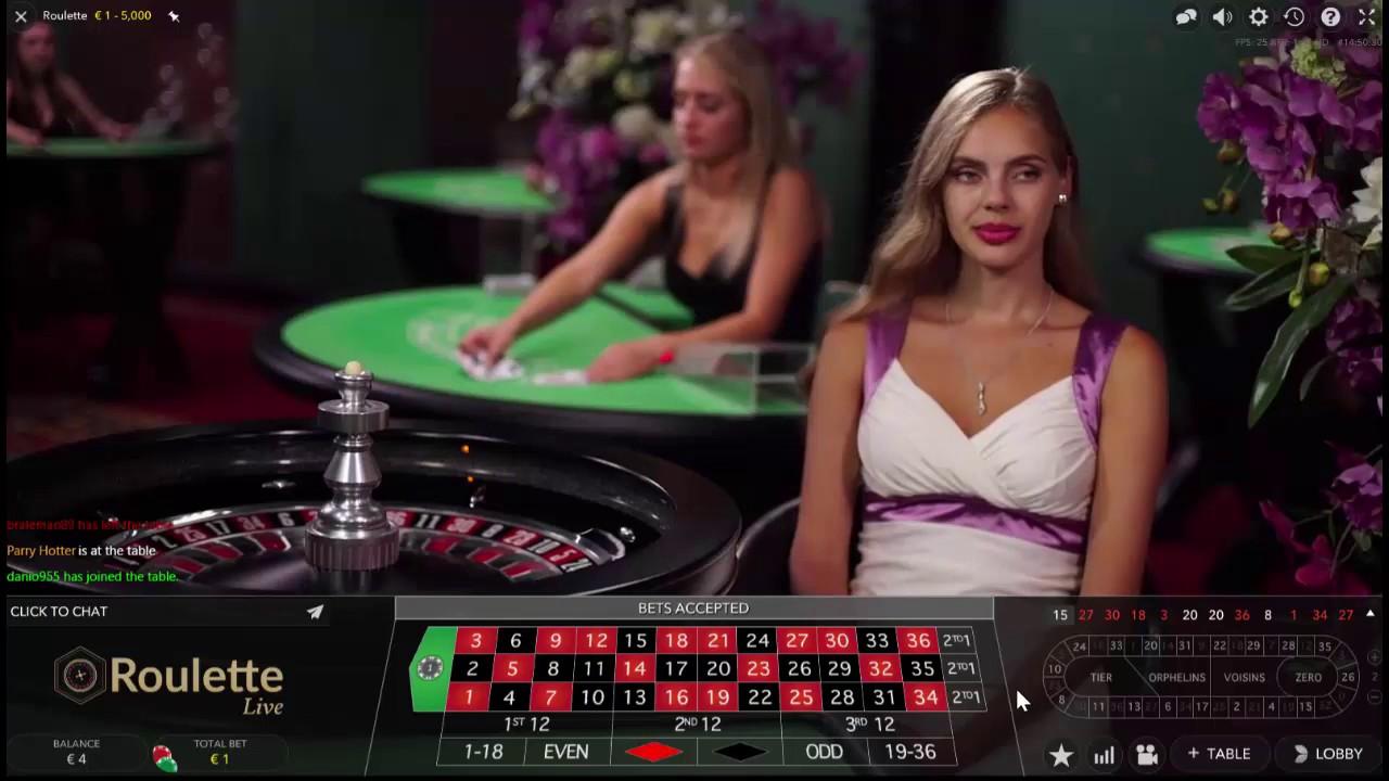 Live Dealer Casino - 588143