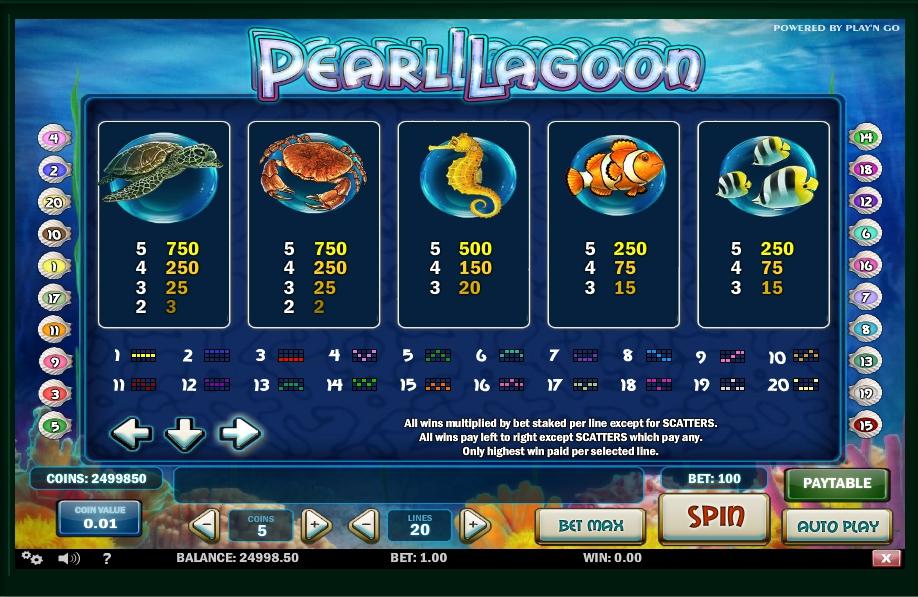 Pearl Lagoon - 958580