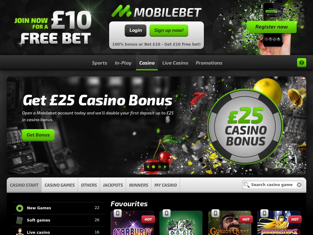 Free Spin Casino - 262569