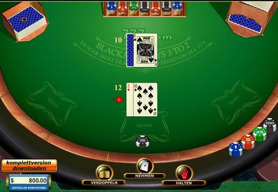 Blackjack Spielgeld - 331877