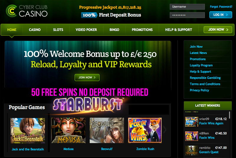 50 free Spins - 702784