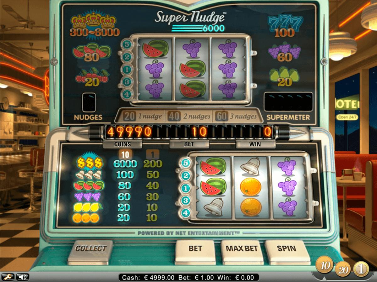 system von spielautomaten