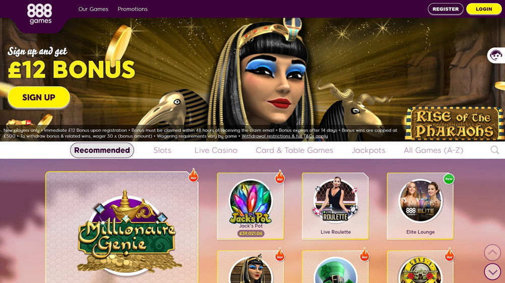 Millionaire Genie Bonus - 656357