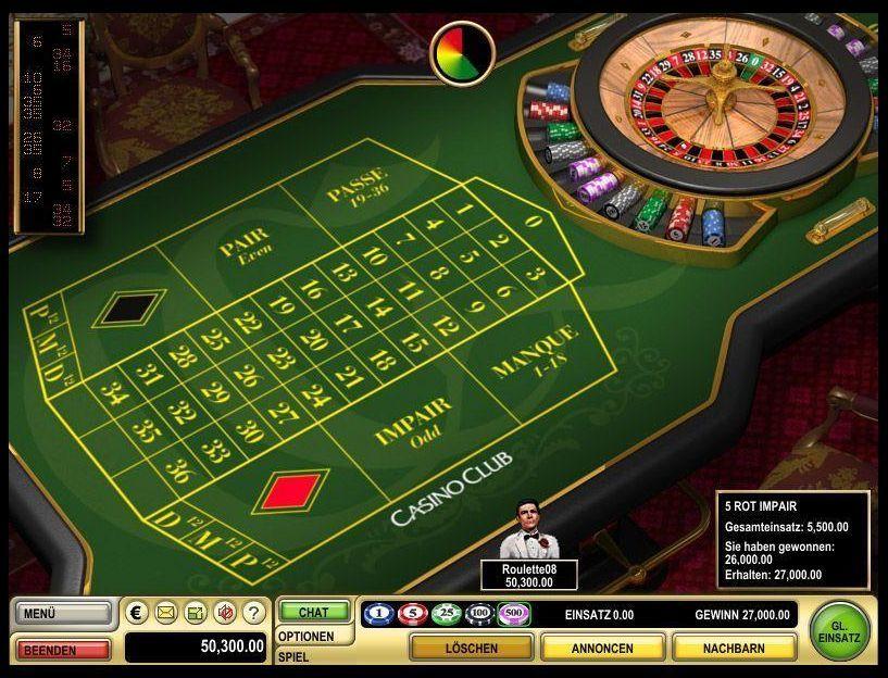 Casino Roulett - 390989