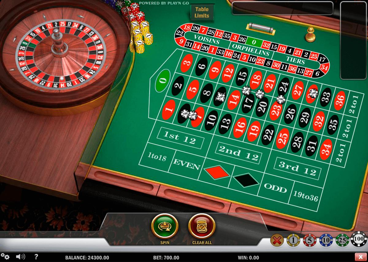Roulette online gewinnen - 482221
