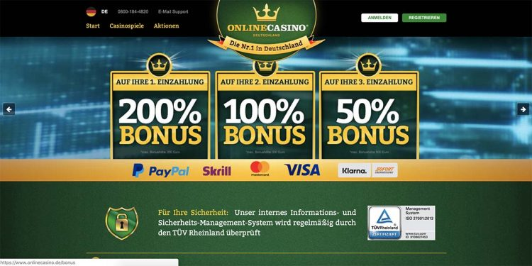 Deutsche online Casinos - 674511