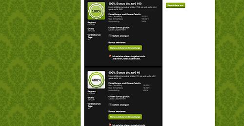 Sportwetten Bonus - 629745