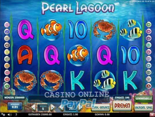 Pearl Lagoon - 106843