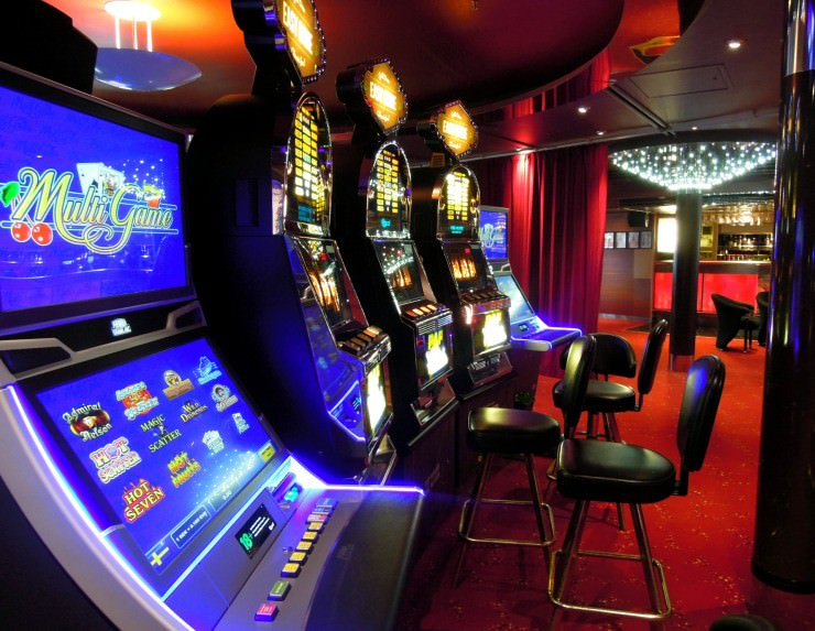 Staatliche Spielbanken - 23784