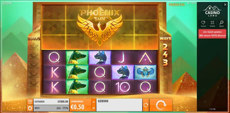 Bestes online Casino - 21705