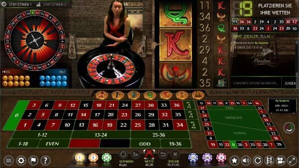 Roulette Schnelles Spiel - 214388