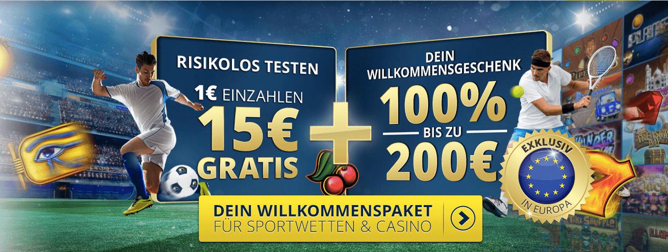 Sportwetten Bonus - 531433