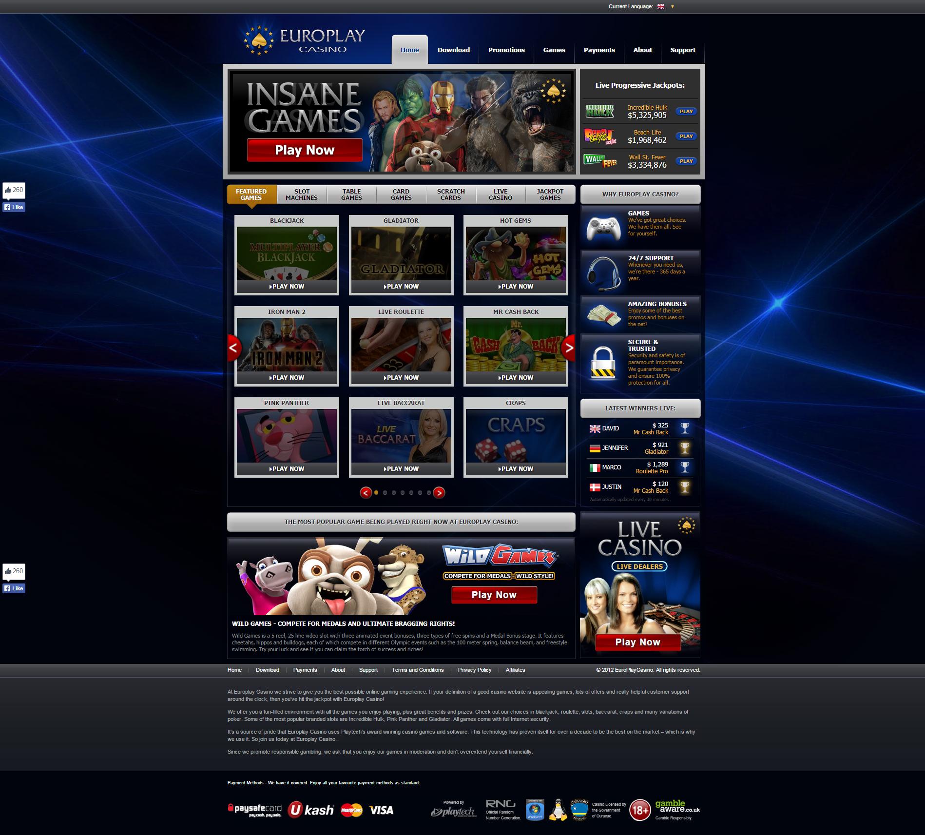 Online Casino - 156417