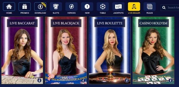 Live Casino online - 247274