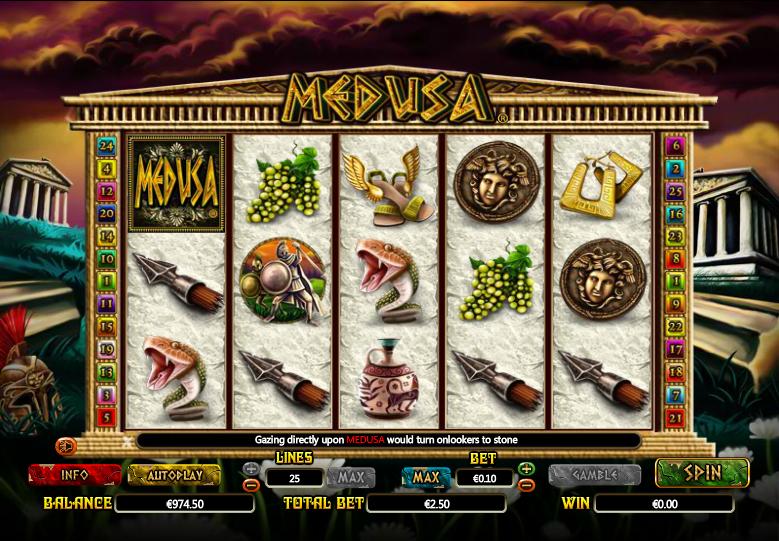 Medusa 2 online - 548713