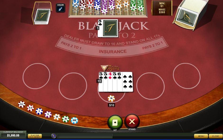 Online Casino Blackjack - 524632