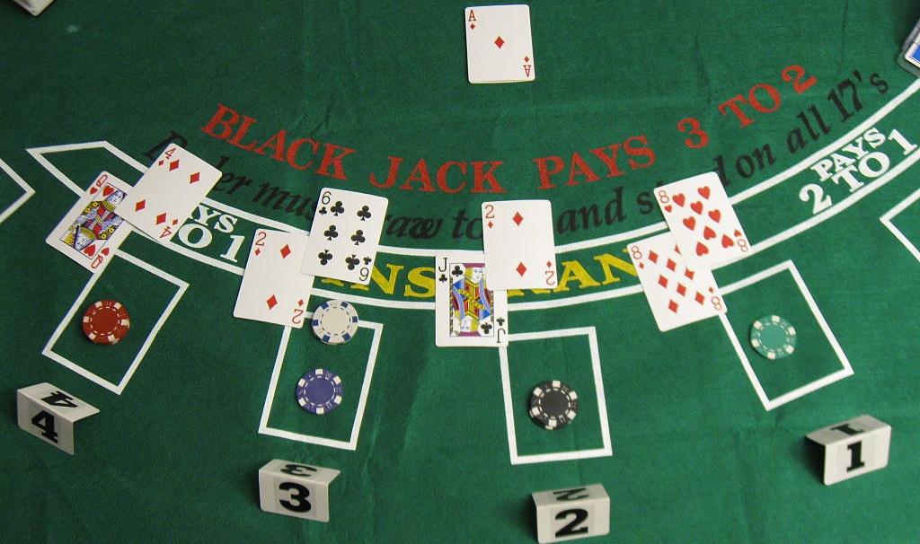Online Casino Blackjack - 827769
