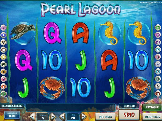 Pearl Lagoon free - 219140