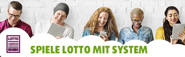 Lotto System spielen - 776210