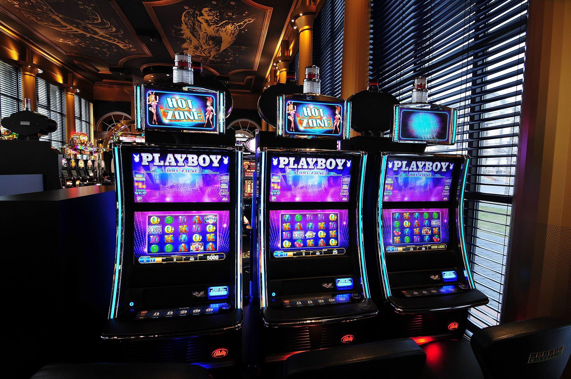 Spielautomat Gewinnchancen - 671696
