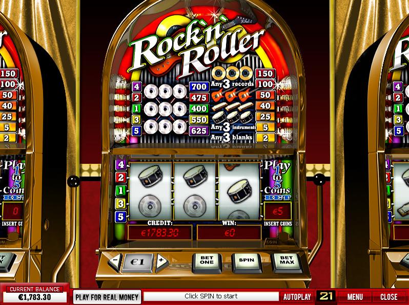 New online casino free spins