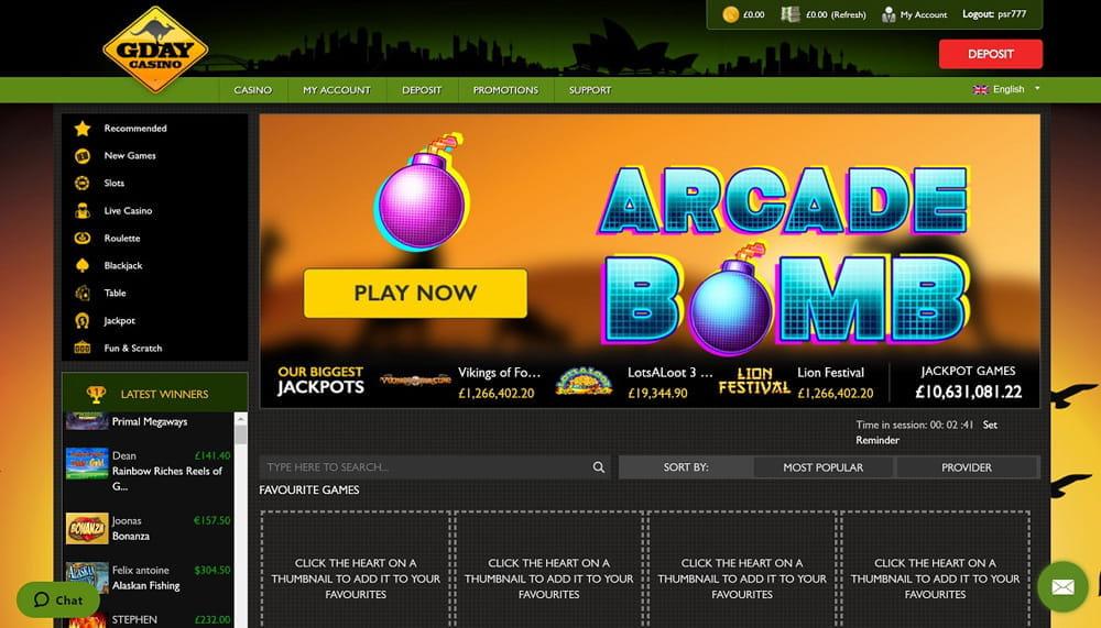 Betfair Arcade - 736267
