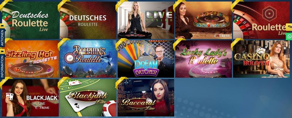 Live Casino - 615776